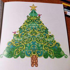 Johanna's Christmas #johannabasford