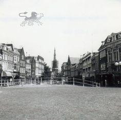 kelders brol over de kelders 1980 Historisch Centrum Leeuwarden - Beeldbank Leeuwarden