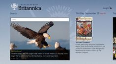 "Encyclopedia Britannica //  Free Content Includes: - All images  - Access to the full article content of the one hundred ""Top Articles""  - Access to the full article content of the featured daily article - Access to the full article content of the featured ""This Day"" article - Access to the ""This Day"" section - Access to the Britannica Link Map - First 100 words of all additional articles"