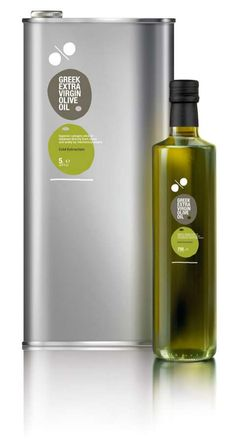 Greek Extra Virgin Olive Oil Packaging is Simple and Scrupulous (GALLERY)