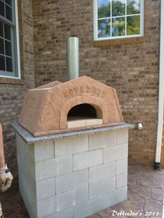 Diy outdoor pizza oven, step by step tutorial