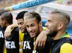 Neymar ,Hulk,Dani Alves