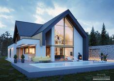 Projekty domów LK Projekt LK&1479 zdjęcie 5