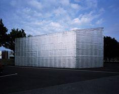Gallery of Le Point du Jour Art center / Éric Lapierre Architecture - 8