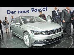 Weltpremiere: Neuer VW Passat auf dem Weg zur Oberklasse