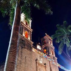 SAN GERVASIO VALLADOLID MÉXICO Ayer terminamos el día en #valladolid una ciudad en el centro de la #peninsuladeyucatán Este viaje me está regalando tantos paisajes sabores historia y naturaleza que no llego a publicar todo!   Yesterday we visited Valladolid a little town in the middle of #yucatanpeninsula (after 4 cenotes ) this #trip is so generous in landscapes history flavours and nature... l'm totally #grateful with #mexico but I can't keep it up posting  #thankyoumexico…