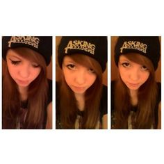 asking hat:3