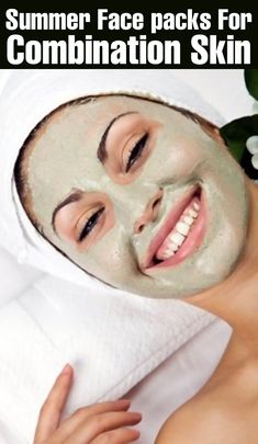 Summers are difficult for those with oily skin, as on the one hand you want to reduce the sweat and oiliness, but also want to take care of the dryness.