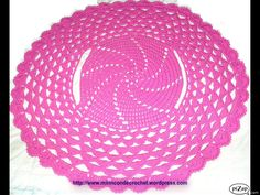 Chalecos tejidos a crochet redondos - Imagui
