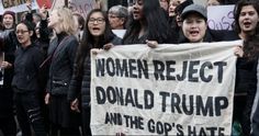 Women Plan to March on Washington on Trump's First Full Day in Office