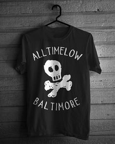 All Time Low Tshirt by HeyYoungBlood on Etsy, $19.95