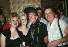 Lisa,Liz Dan & A Drunken Jerry Lee (Bad Bob Vapors (1987)