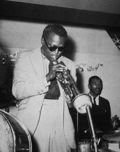 Miles Davis, Philly Joe Jones St. Louis, Missouri, October 7, 1956
