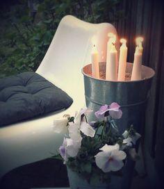 #candles#outside#garden#ikea#ps#vago
