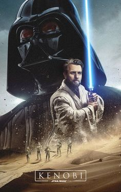 They should make the Kenobi  Star Wars Tale. It would be amazing.
