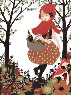 Red Riding Hood   Katogi Mari