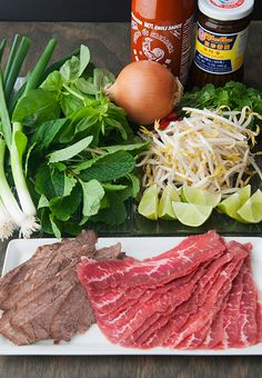 Recipe: pressure cooker beef pho Happy New Year, everyone! Asian Recipes, Beef Recipes, Soup Recipes, Cooking Recipes, Healthy Recipes, Ethnic Recipes, Instant Pot Pressure Cooker, Pressure Cooker Recipes, Bon Appetit