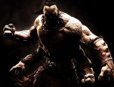 Olha o Goro aí gente! Esse Mortal Kombat vai ser lindo, hein? #FFCultural #FFCulturalJogos