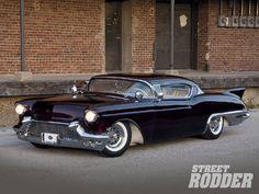 1957 Cadillac Eldorado Seville, it's amazingly elegant