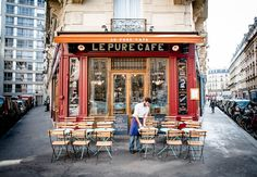 I went to Paris | Le Pure Cafe   Check out my video from París in my blog! #Paris #parisian #travel #chic #cafe #France #Photography Places to go.