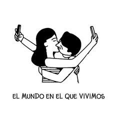 (10) Twitter;  @Nikgaturro    Tiempos Modernos.
