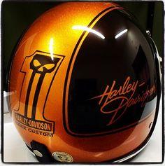 harley davidson half helmet -50 coolest motorcycle helmets of 2014
