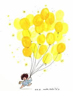 открытки с желтыми шарами дерева практически