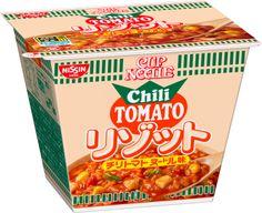 日清カップヌードルリゾット チリトマト