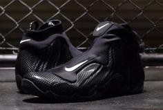 "Nike Air Flightposite 2014 ""Carbon Fiber"" (Preview Pics)"