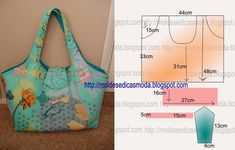 Cut-through EASY TO BAG 27 - Fashion Templates for Measure