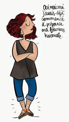 CDH: Voilà l'été (bis) >> Illustration pour mon blog perso Crayon d'Humeur www.crayondhumeur.com
