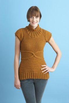 Ginger Sweater - Free Knitting Pattern