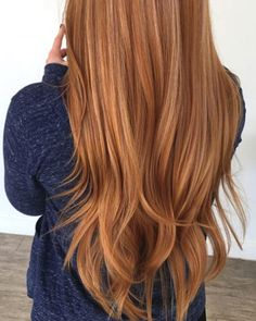 8 Coolest Hair Colors That Will Be In Huge Demand in 2019 - - Hair Color Ginger Hair Color, Strawberry Blonde Hair Color, Red Hair Color, Cool Hair Color, Curly Hair Updo, Curly Hair Styles, Dye My Hair, Grunge Hair, Balayage Hair