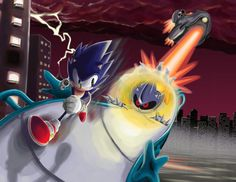31 Best Metal Sonic Images Sonic Boom Sonic Art Videogames