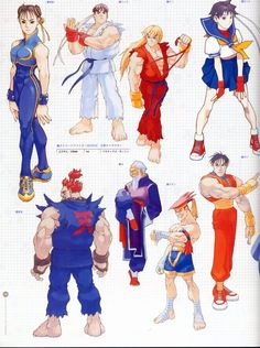 """""""Street Fighter"""" 