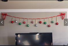 Easy decorating!