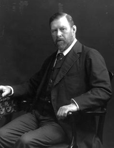 "Abraham ""Bram"" Stoker November 1847 – 20 April was an Irish novelist and short story writer, best known today for his 1897 Gothic novel Dracula. John Watson, Agatha Christie, Michel De Montaigne, Bram Stokers Dracula, Story Writer, London Theatre, Writers And Poets, Cultural, Classic Books"
