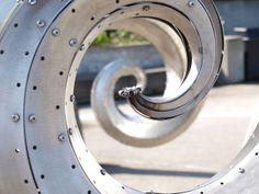 metal sculpture   Flickr - Photo Sharing!