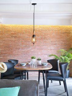 Un #piso antiguo convertido en segunda residencia #reforma