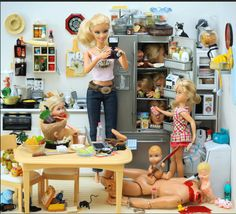 FBI busca a Barbie: episodios escandalosos de la m - Identi