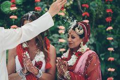 Wedding shannon seema indian lesbian