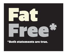 fat free - Google Search