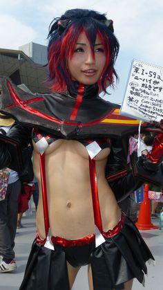 Kill la Kill, Ryuko, Comiket 86