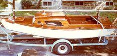 17' Glen-L 17 - overnighter sloop-boatdesign