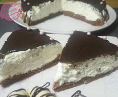 Ma egy kis Túró rudi torta készült, egy pillanat alatt el is fogyott!