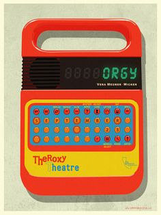 Orgy by Danny Excess. See more great gig posters here: http://www.creativebloq.com/design/gig-posters-912720