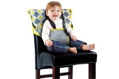 Cozy Cover Easy Seat – Portable Travel High Chair and Saf...
