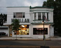 "McMillan's Bakery - Collingswood, NJ This is really in Westmont,but so much a part of the ""Collingswood Experience""!  BEST cream donuts in the WORLD.  I also love that they have a Blue Star flag in their window."