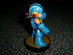 Custom Nintendo Amiibo Megaman EXE Mega Man Battle Network Figure   eBay