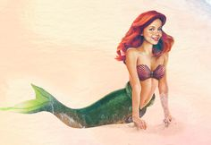 What the Disney Princesses REALLY look like!